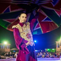 Танцор :: Александр Крылов
