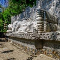 Спящий Будда. Нячанг. Вьетнам. :: Rafael