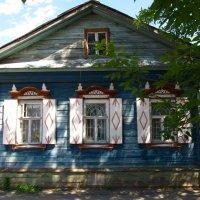 Старый дом :: Вера Щукина