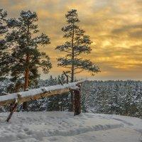 На закат :: Андрей Поляков