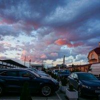 Урбанистический закат :: Андрей Майоров