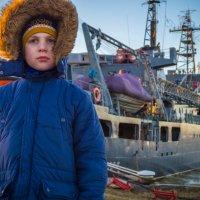 быть моряком хорошо ,а капитаном лучше :: Irina Novikova