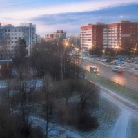 Зимнее утро :: Виталий