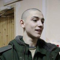 Новобранец. :: Александр Кемпанен