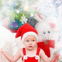 Помощник деда мороза :: Marya Matoshina