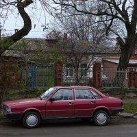 Старый автомобиль :: Константин Бобинский