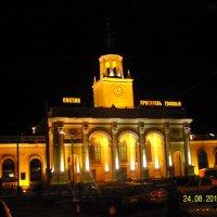 Ночной вокзал :: Виктор Мухин