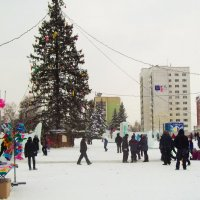 Новогодняя ёлка :: Владимир Ростовский