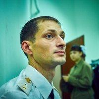 Перед выходом на сцену :: Андрей Куприянов