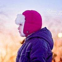 Морозная прогулка :: Елена Тарасевич (Бардонова)