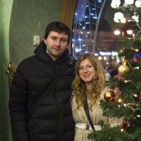 Даниил и Катя :: Александр Кузин