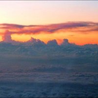 9000м над землёй :: Alexey YakovLev