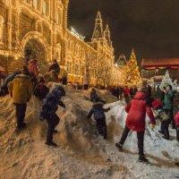 Снежная радость :: Miha Шохин