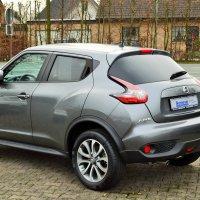 Nissan Juke. 1.2 DIG-T: 116 л. с. :: Schbrukunow Gennadi