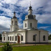 Cвято-Никольский храм г.Алексин :: Виктор
