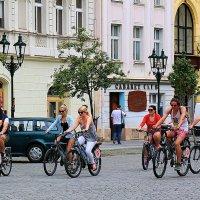 Велосипедная экскурсия. :: Александр TS