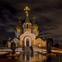 Храм князя Игоря Черниговского в Переделкино...Москва. :: Олег Савин