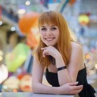 улыбка :: Ярослава Бакуняева