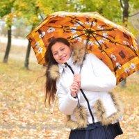 осень :: Ирина Тесцова