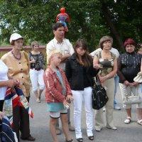 Экскурсмя в Томске :: Олег Афанасьевич Сергеев