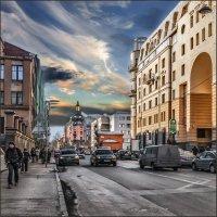 По Петроградской :: Лариса Шамбраева