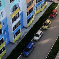Андрей Гребнев - Цветной город