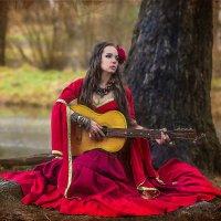 Циганка с гитарой :: Виктор Седов