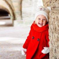 Маленькая хохотушка. :: Оксана Бойко