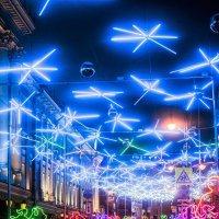 Новогодняя Москва :: Ксения Базарова