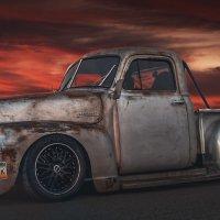 Старый авто :: Иван Анисимов