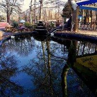 зимние отражения :: Александр Корчемный