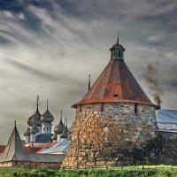 Соловецкий монастырь :: Валерий Толмачев