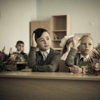 Учат в школе... :: Оксана Сафонова