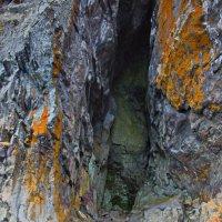 Вход в Большую Лударскую пещеру :: val-isaew2010 Валерий Исаев