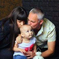семья-самая главная цель в жизни :: Милана Михайловна Саиткулова