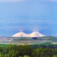Отраженный в облаках :: Виктор Заморков