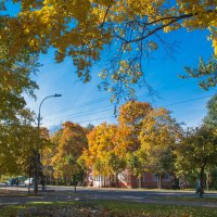 Уголок города :: Виталий