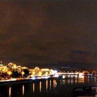 Панорама. Москва-река :: Константин Тимченко