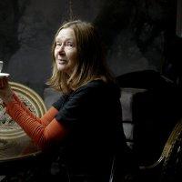 Чаепитие на Мясницкой :: Людмила Синицына