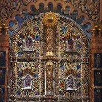 Уникальное ювелирное произведение – Царские врата храма Воскресения Христова (Спаса на крови) :: Елена Павлова (Смолова)