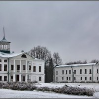 Карабиха в снегах :: Дмитрий Анцыферов