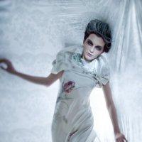 Рекламная съемка для коллекции одежды дизайнера Olga Brovkina :: Катерина Самофеева