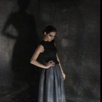 Рекламная съемка для дизайнера Юлии Че :: Катерина Самофеева