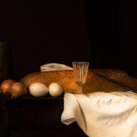 Натюрморт с хлебом и яйцами :: Ivan Pavlov