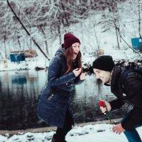 Вовка и Алиса :: Марат Аркеев