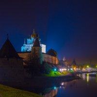 Ночной Кремль :: andRUSha PetrOFF