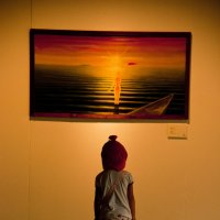 Девочка и море :: Алекс Прайд