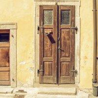 Дверка, дверь, калитка... :: Елизавета Вавилова