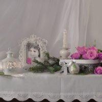 ...мой красивый Рождественский сон... :: Валентина Колова