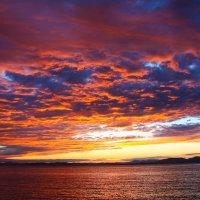 Морской закат. :: Мила